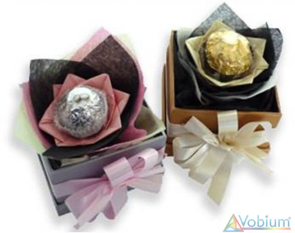 Chocolates Bouquet Making Course - Training/Coaching/Tuition