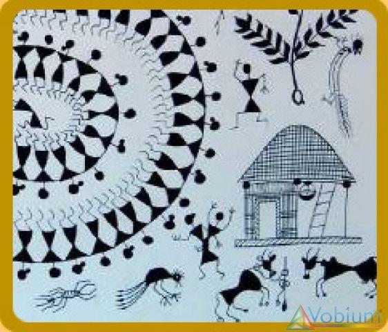 Warli Paintings Training Coaching Tuition Course Neetu S Hobby