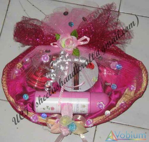Gift basket decoration course trainingcoachingtuition course gift basket decoration course negle Images