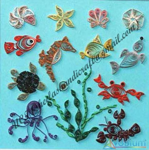 Paper Quilling Gallery